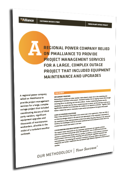 Power Plant Outage Case Study